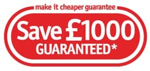 Save £1000 guaranteed with Make It Cheaper