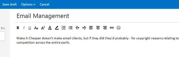 Hotmail step 1