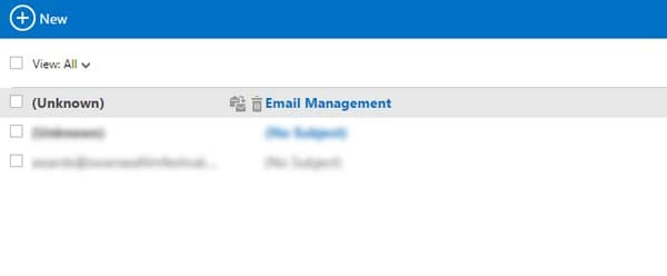 Hotmail step 2
