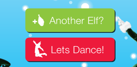 Lets Dance button